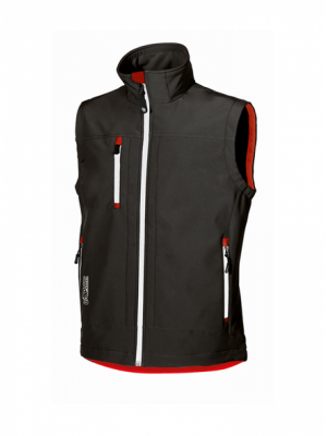 Gilet CLIMB in Softshell U-Power