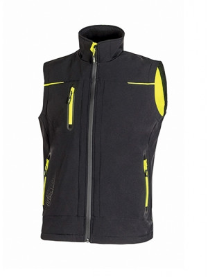Gilet UNIVERSE U-Power Black Carbon