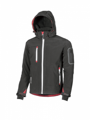 Giacca METROPOLIS in softshell U-power