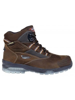 Scarpa Antinfortunistica Cofra MICHELANGELO BROWN S3