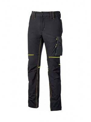 Pantalone WORLD U-Power Black Carbon