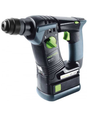 Martello perforatore a batteria BHC 18 Li 5,2-Plus  - Festool