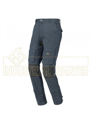 Pantalone STRETCH-ON blu Industrial Starter 8738