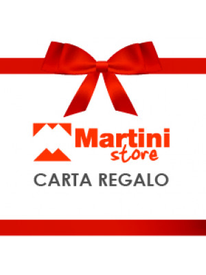 Carta Regalo Martini Store
