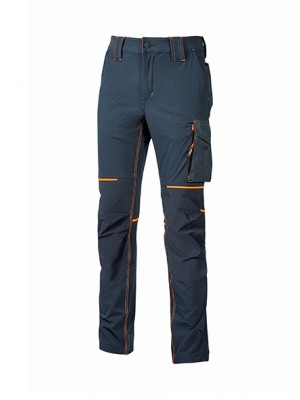 Pantalone WORLD U-Power Deep Blue