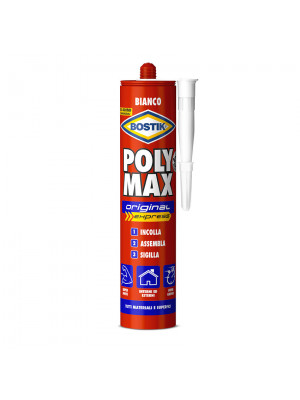 Poly Max Original Express BIANCO BOSTIK