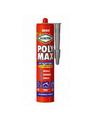 Poly Max Original Express Grigio BOSTIK
